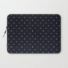 Controls Laptop Sleeve