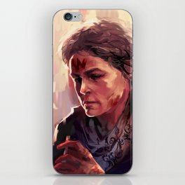 You don't have to kill people iPhone Skin