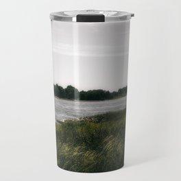 Green Bank Of The Rhine Travel Mug