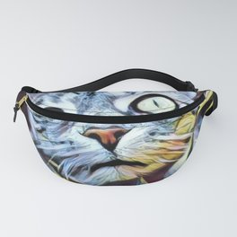 Cat For Cats Lovers Fanny Pack