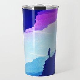 Violet dream of Isolation Travel Mug