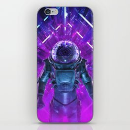 Entering The Unknown iPhone Skin