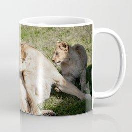 Protecting the Cub Coffee Mug