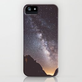 Joshua Tree Milky Way iPhone Case