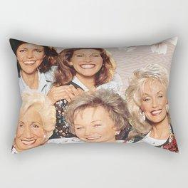 Steel Magnolias All the Ladies Rectangular Pillow