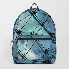 Glass Ceiling VI (Landscape) - Architectural Photography Backpack