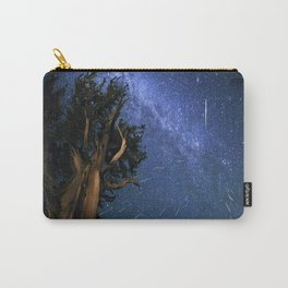 Perseid Meteors Carry-All Pouch