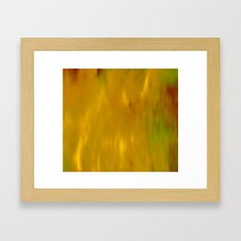 Your Attention Please Framed Art Print