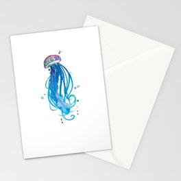 Cerulean Squishy Stationery Cards