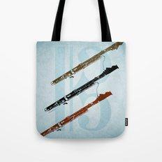 Bassoon Trio  Tote Bag