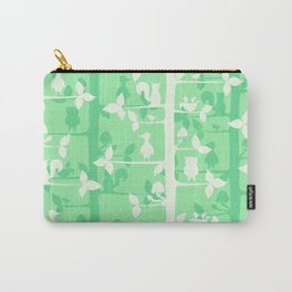 Forest birds and animals. Carry-All Pouch