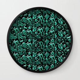 Joshua Tree Verde by CREYES Wall Clock