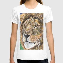 Portrait of a Lion T-shirt