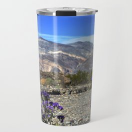 Panamint Wildflowers Travel Mug