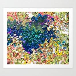 Relapse Art Print