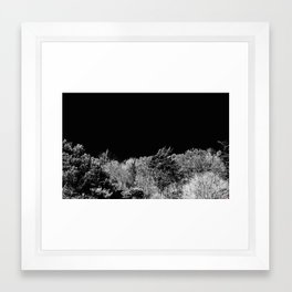 The Hills Have Vibes Framed Art Print