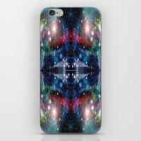 big bang iPhone & iPod Skins featuring Big Bang by  Alexia Miles photography