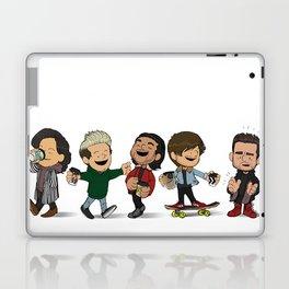 Schulz 1D Coffee Run Laptop & iPad Skin