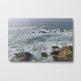 Northern California Metal Print