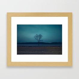 """TO COLD SPRING"" Framed Art Print"