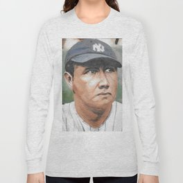 babe ruth Long Sleeve T-shirt