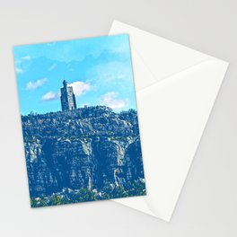 Mohonk Trail Pop Art Stationery Cards