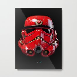 USSRTROOPER Metal Print