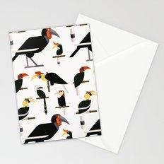 Hornbills  Stationery Cards