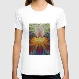 Unfurling Better Days T-shirt