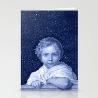 the little prince Stationery Cards featuring Little Prince by VINSPIRO