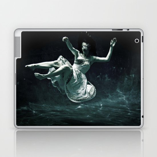 abyss of the disheartened : III Laptop & iPad Skin