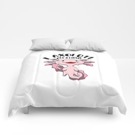 I Axolotl Questions Word Game Students Comforters