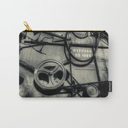 Grey Monstrosity Carry-All Pouch