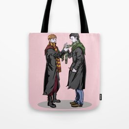 In the Flesh - Cosplay Time! NO TEXT Tote Bag