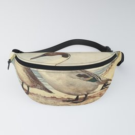 PIN-TAIL DUCK12 Fanny Pack