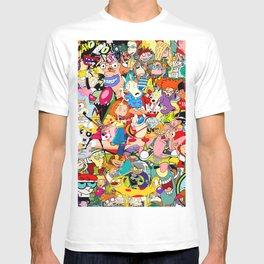 Childhood Cartoons T-shirt
