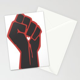 Love is Resistance  Stationery Cards