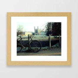 Cambridge  Morning #2 Framed Art Print