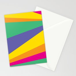 Color lighting Stationery Cards