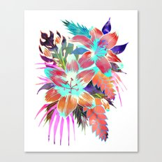 Hana Flower Canvas Print