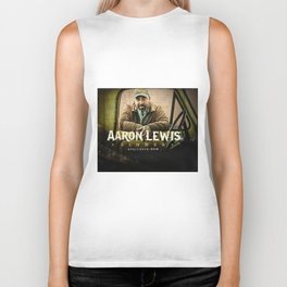 AARON LEWIS SINNER TOUR Biker Tank