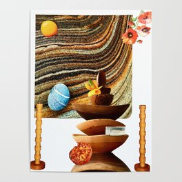 Sand Bowls Poster