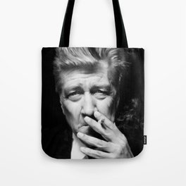 David Lynch Tote Bag