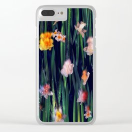 Narcissus Clear iPhone Case