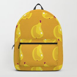 Yellow Pears Backpack
