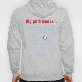 My girlfriend is Hoody