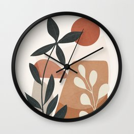 Branches Design 04 Wall Clock