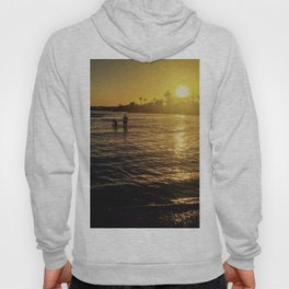 Couple at Sunset Hoody
