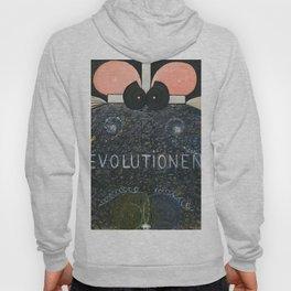 """Hilma af Klint """"Evolution, No. 07, Group VI"""" Hoody"""