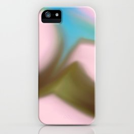 L Wright iPhone Case